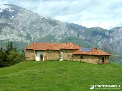 Ruta del Cares - Garganta Divina - Parque Nacional de los Picos de Europa; Ermita Liébana